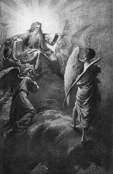 Lucifer alungat