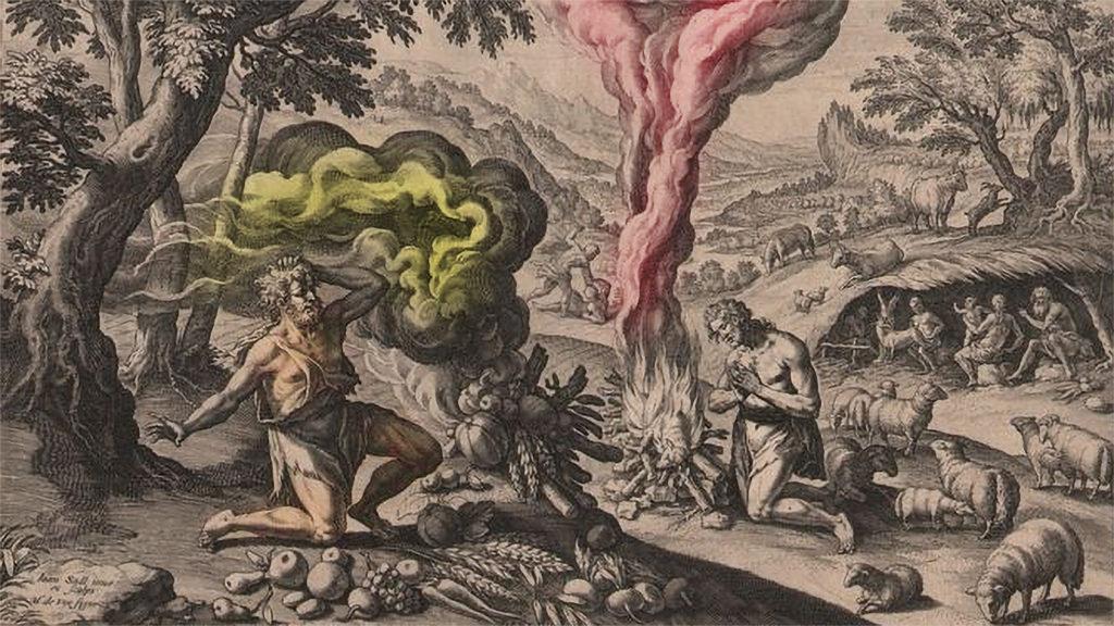 Sacrificiul lui Cain nu a fost primit