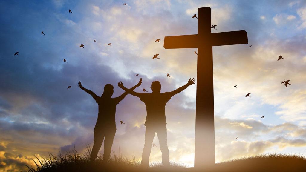 Mântuire la Crucea lui Hristos