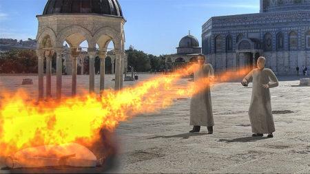Cei doi martori la Ierusalim